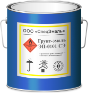 Грунт-эмаль ЭП-0101 (ЭП-0101 СЭ)