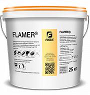 Огнезащитная краска FOCUS FLAMER®