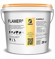 Конструктивный огнезащитный состав FOCUS FLAMER® C