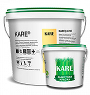 Жидкая теплоизоляция для металла KARE® LINE