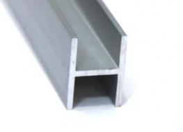 Двутавр алюминиевый 20х30х1,5
