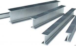 Двутавр алюминиевый 43x68x8x10