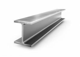 Двутавр алюминиевый 116x100x5x6