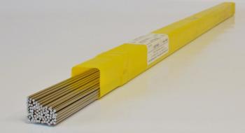 Алюминиевый пруток для аргонодуговой сварки марка-TIG  ER-4043-  толщина и длина