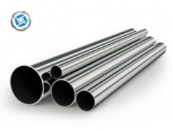 Труба марка- АМГ2м-диаметр и длина по запросу