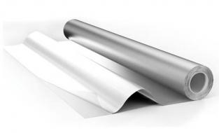 Фольга для бани алюминиевая 0,05х460